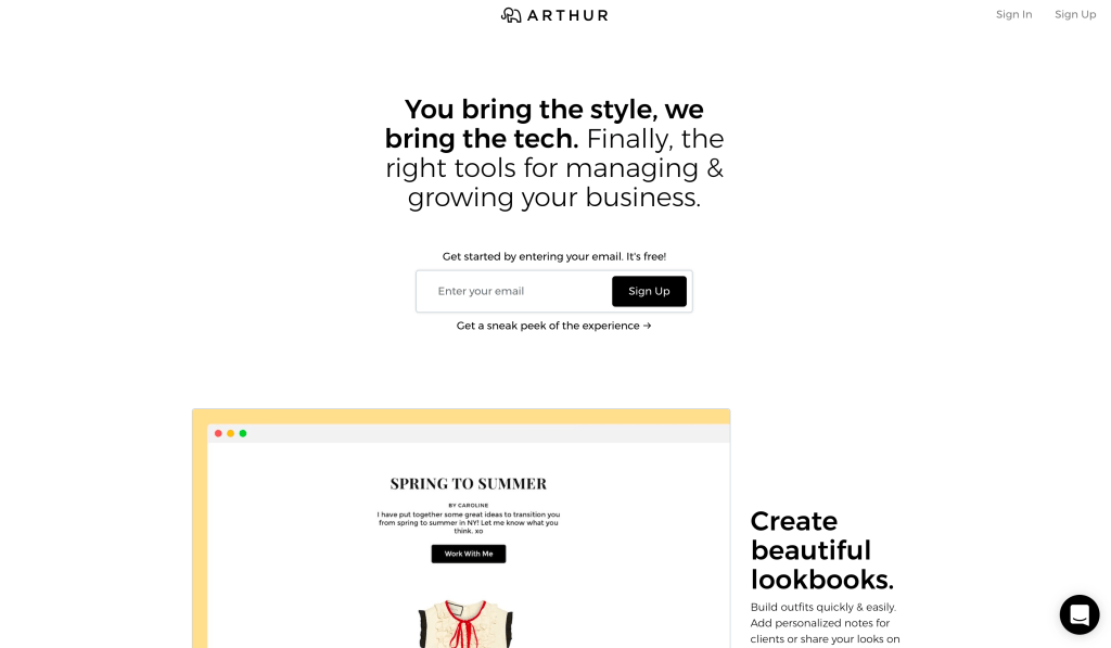 Meet Arthur: The Company that Reinvented the Meaning of Fashion