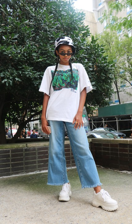 Nabi Williams street style outfit