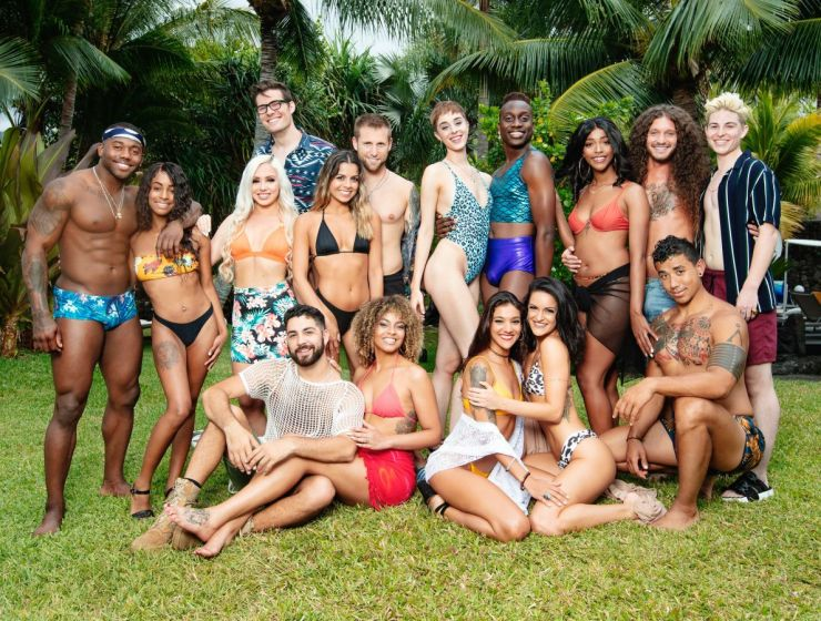MTV's 'Are You The One' Season 8 Cast