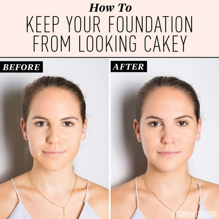 5 Genius Fixes for Annoying Makeup Problems 2