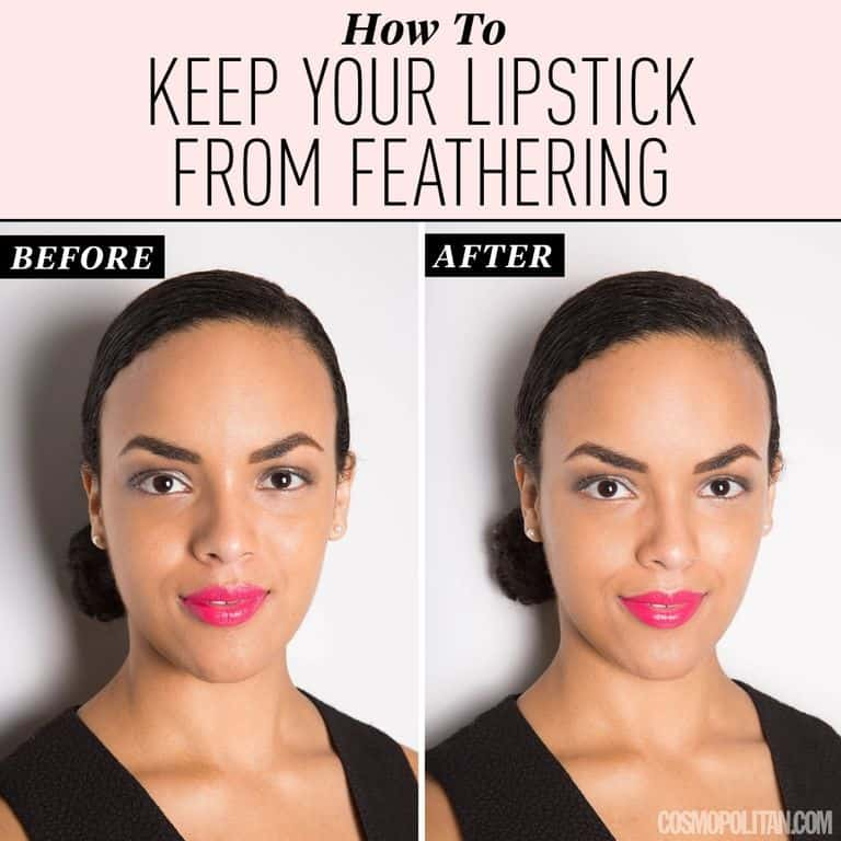 5 Genius Fixes for Annoying Makeup Problems 5