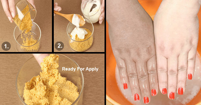 Hands And Feet whitening
