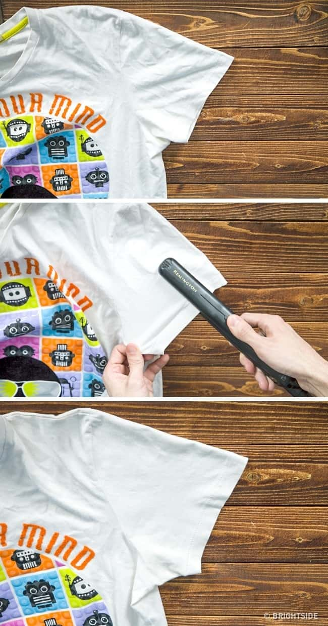 7 Everyday Secrets That'll Save Your Clothes 1