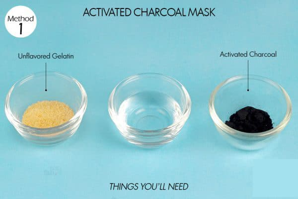 Best DIY Peel-Off Facial Mask To Deep Clean Pores and Blackheads 2