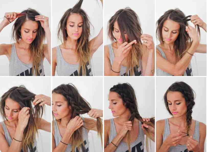 Steal Hearts With These Cute Hairstyles In Under 10 Minutes! 4
