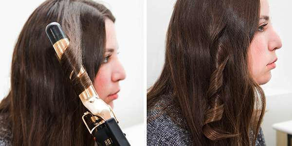 10 ways to curl hair perfectly 3