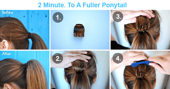Amazing Hacks To Get High Ponytail Hairstyles Schematic Wiring Diagrams Phreekkolirunnerswayorg