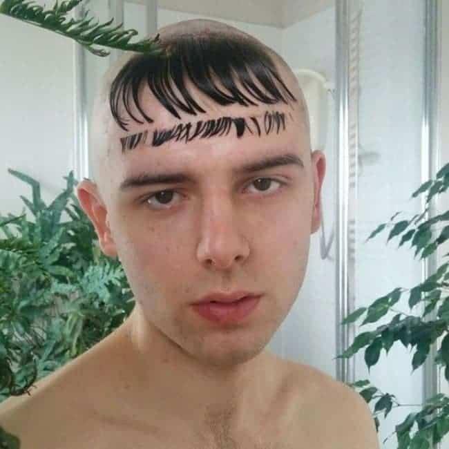 Haircuts That Went Horribly Wrong. 4