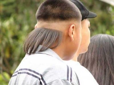 Haircuts That Went Horribly Wrong. 10