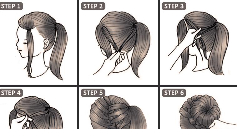 Surprising Make 10 Cute Hairstyles In Only 2 Minutes Schematic Wiring Diagrams Amerangerunnerswayorg