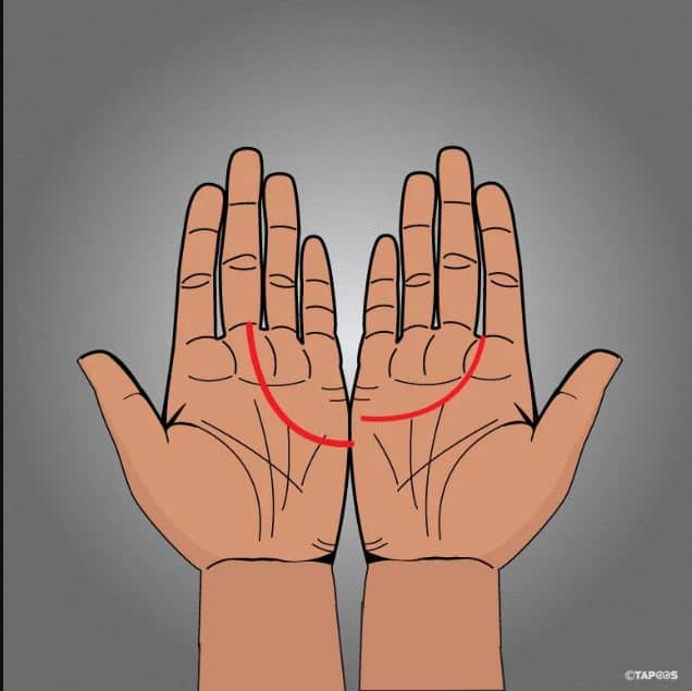 You Have A Pure Heart If You Have These Lines Aligning On Your Palm 4