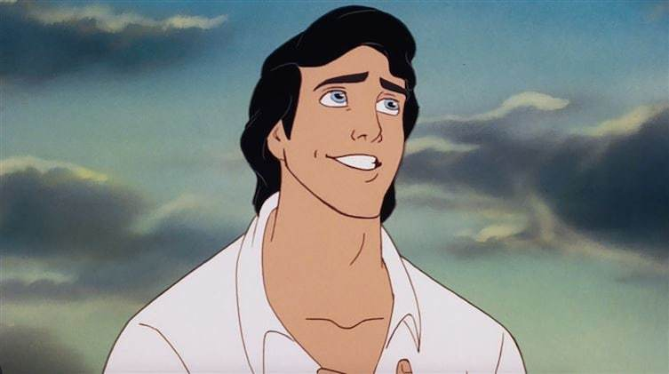 Disney princes can breathe in such illustrations 11