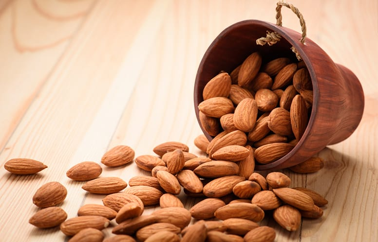 What four almonds can do for you 2