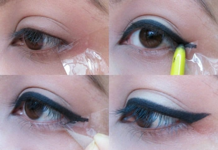 5 Hacks and Tutorials for Perfect Step-by-Step Winged Eyeliner 6