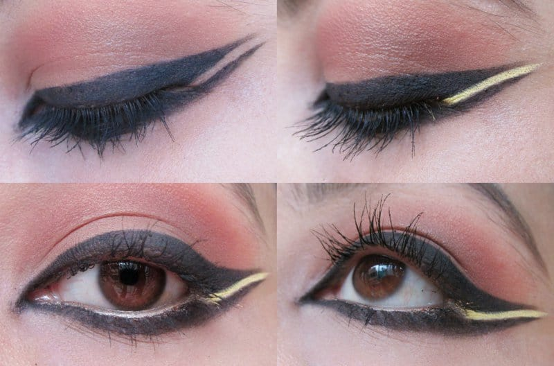 Winged Eyeliner: Step-by-step 8