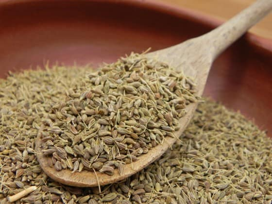 How do you use anise seeds to stop the aging process