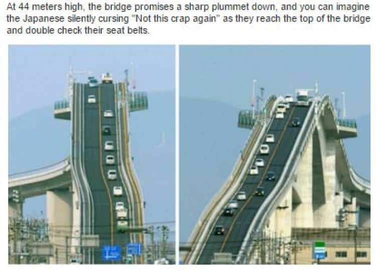 15 Bridges Which Are Unique In Their Own Way 2