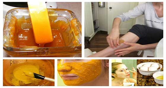 Natural hair removal remedies