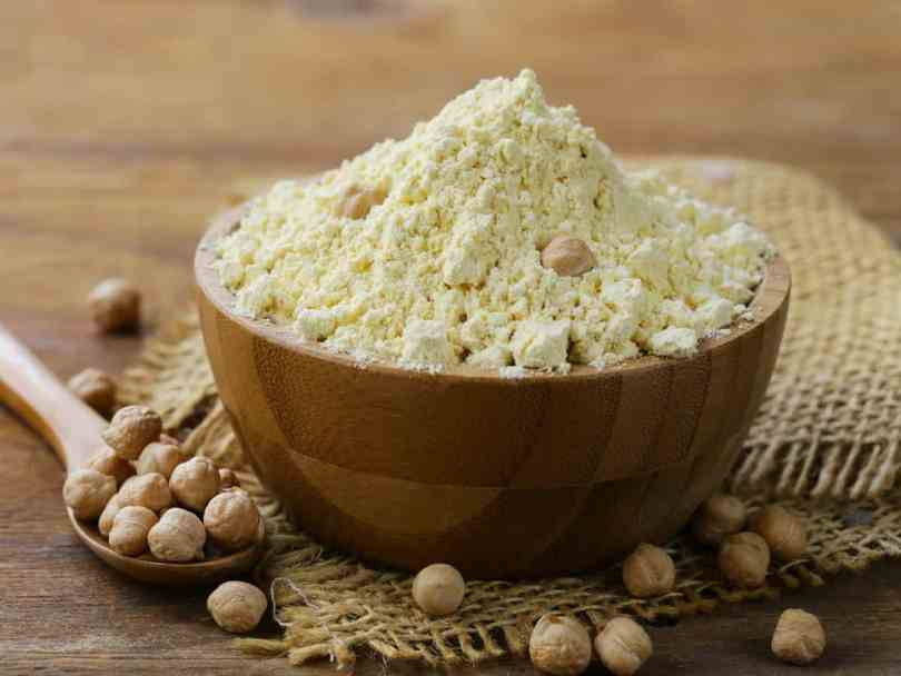 Image result for chickpeas flour