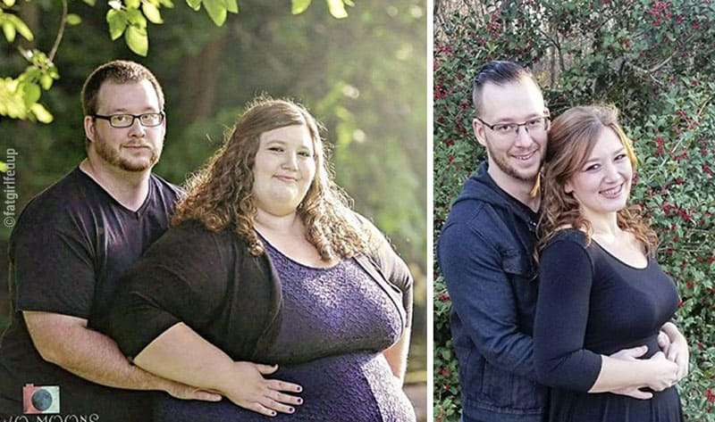 The spectacular transformation of a lady weighing 500 lbs- look at the recreational photos yourself! 7