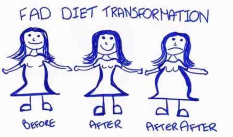 Weight loss tricks that work and the ones that do not 8