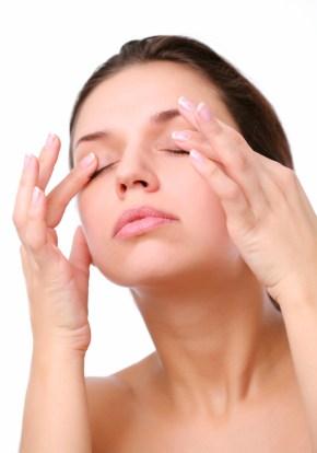 Image result for eyes massage