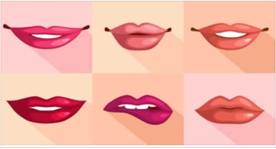What The Shape Of Your Mouth Reveals About Your Personality 1