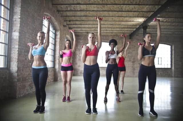Aerobics (Pexels)