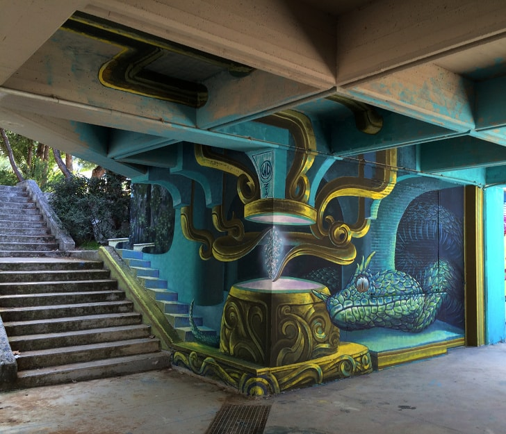 Incredible Work Of The Street Artists 4