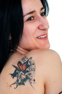 Women With Best Tattoo Designs 8