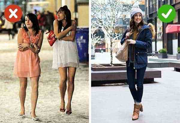 Fashion blunders that you must try to avoid