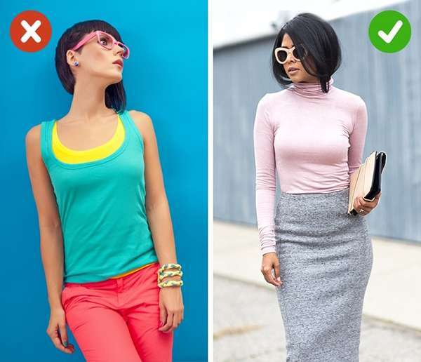Fashion blunders that you must try to avoid 6