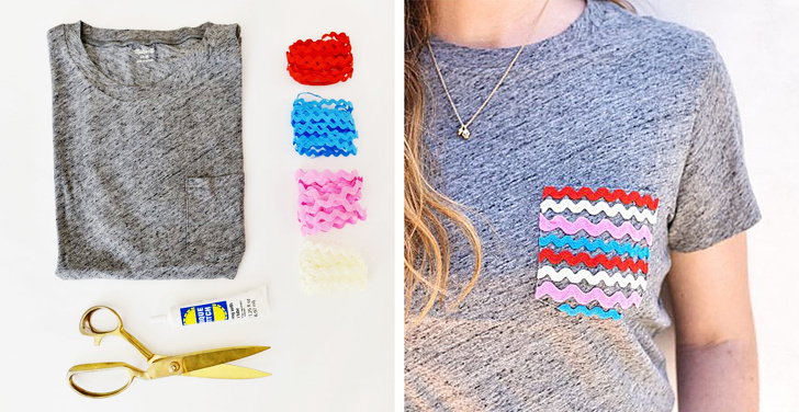 13 Best Clothing Tricks Which Turn Ordinary Items Into Designer Ones 3