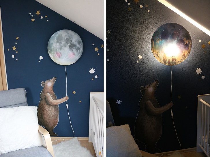 12 Best And Stunning Designs Of Children's Rooms That You Will Surely Love 7
