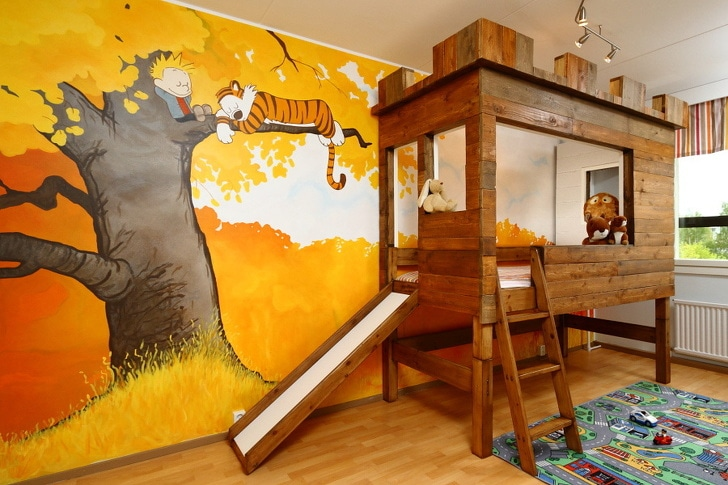 12 Best And Stunning Designs Of Children's Rooms That You Will Surely Love 8