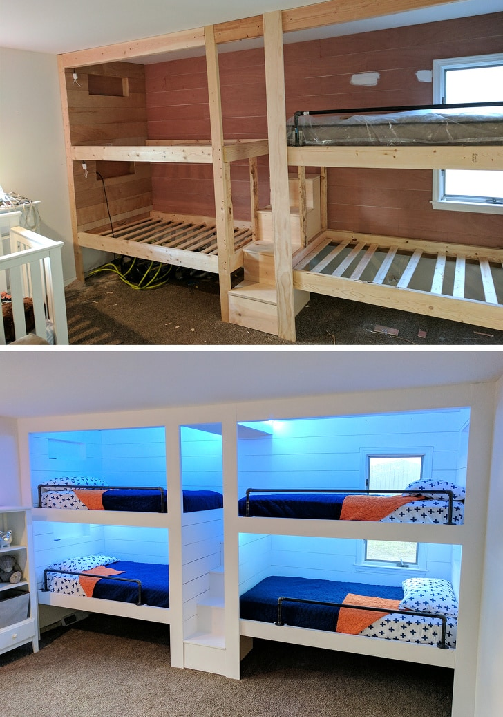 12 Best And Stunning Designs Of Children's Rooms That You Will Surely Love 10