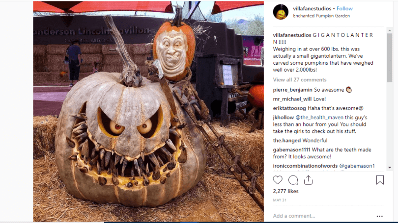 These 14 People Best Carved Out Pumpkin To The Next Level 5