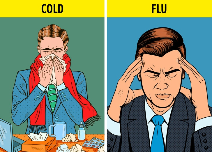 7 Myths Regarding Common Cold And Flu That You Need To Stop Believing Them 2