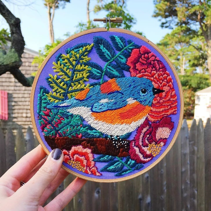 7 Best People Who Have Truly Turned Embroidery Into The MasterPieces 13