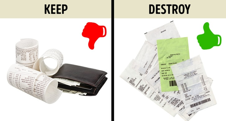 5 Unwanted Things That You Must Not Keep In Your Wallets 3