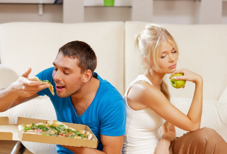 5 Best Facts That State The Couples Who Truly Love Each Other Gain Weight 5