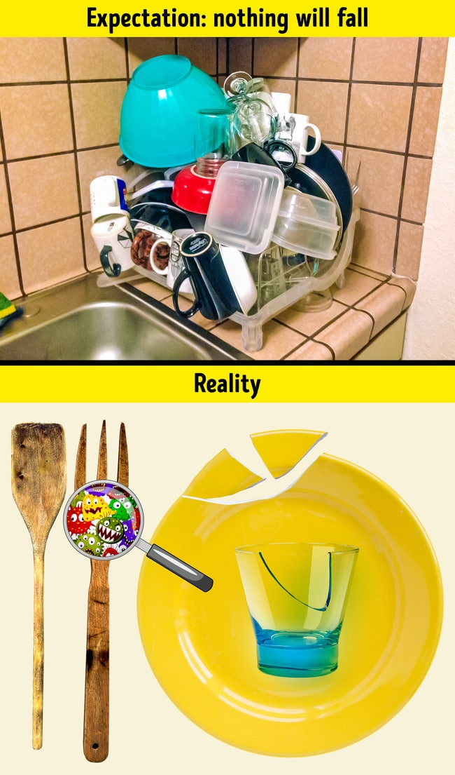 7 Best Kitchen Hacks To Let Our Dishes Last Longer 7