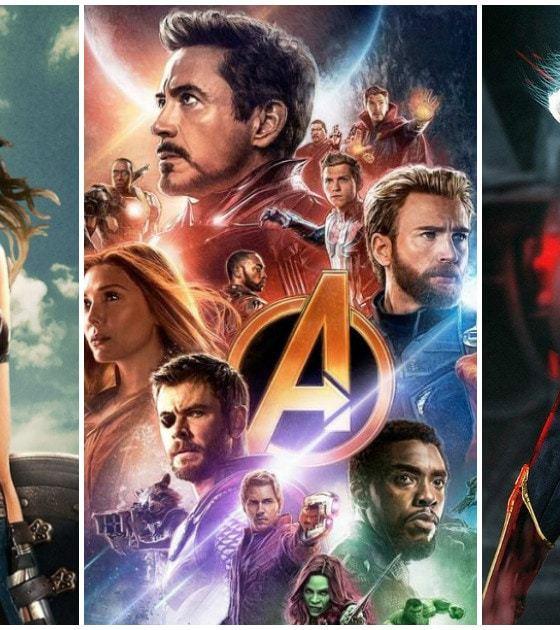 8 Best Upcoming Superhero Movies Of 2019