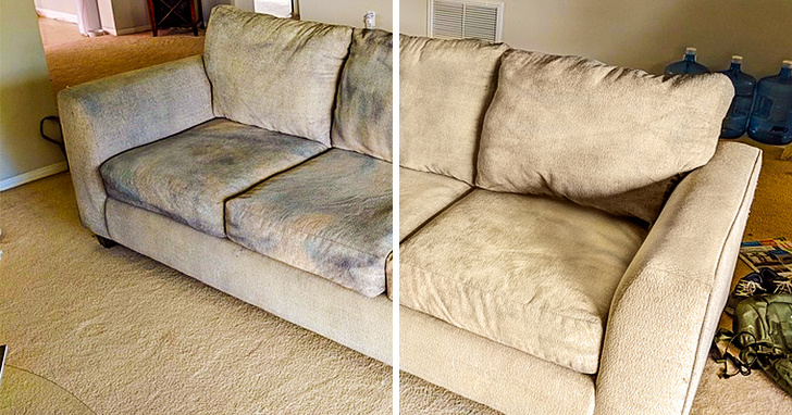 7 Insanely Best Tricks That Brings Furniture Back To Life 2