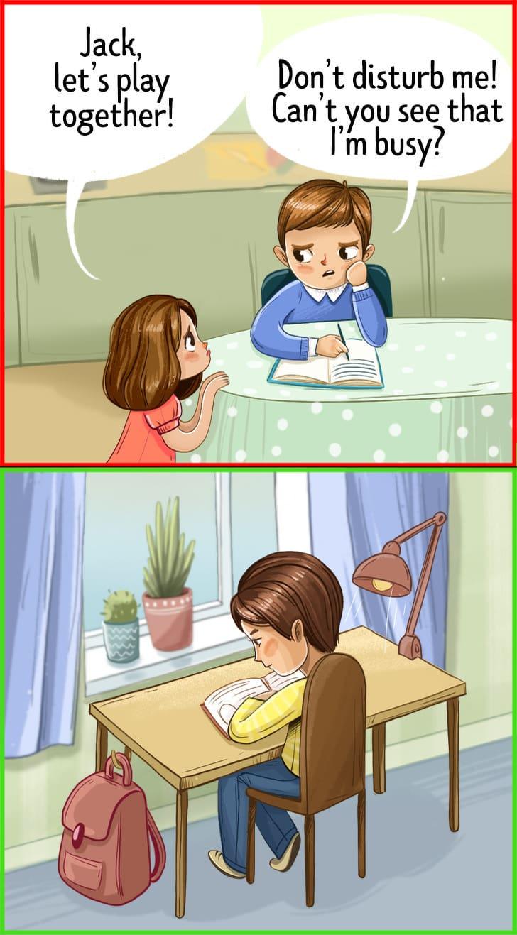6 Best ways To Stop Parents Do Their Kids Homework 4