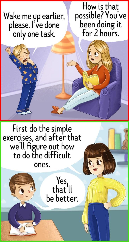 6 Best ways To Stop Parents Do Their Kids Homework 6
