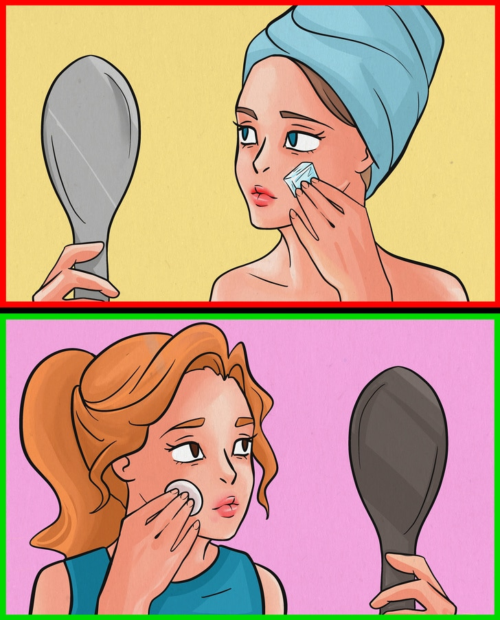 8 Beauty Myths That You Must Stop Believing Them 9
