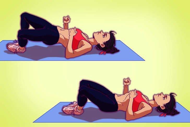 6 Best Exercises For Thighs Without Equipment 2