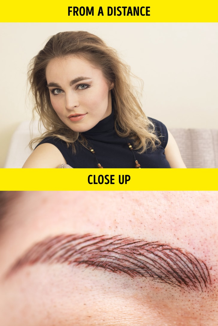Top 8 Beauty Procedures That Can Never Get Done On Themselves 2