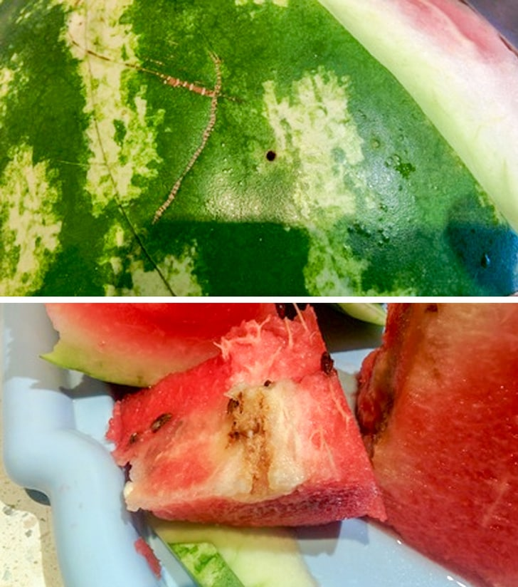 8 Best Signs Of The Nitrate Watermelon That Avoid Poisoning 4